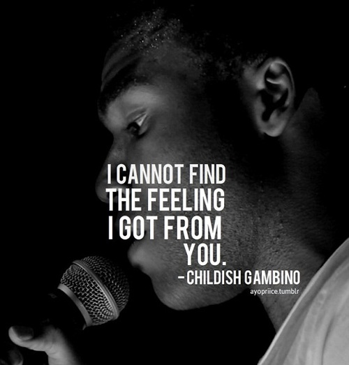 Bonfire Childish Gambino Quotes. QuotesGram