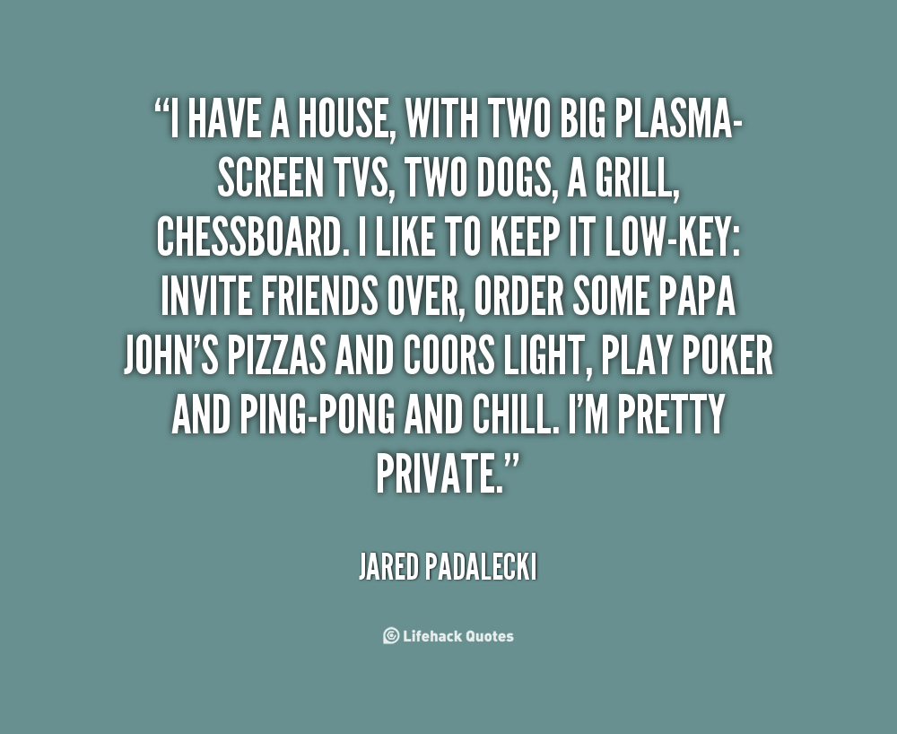Jared padalecki quotes - Jared Padalecki Quotes Sayings Follow Us