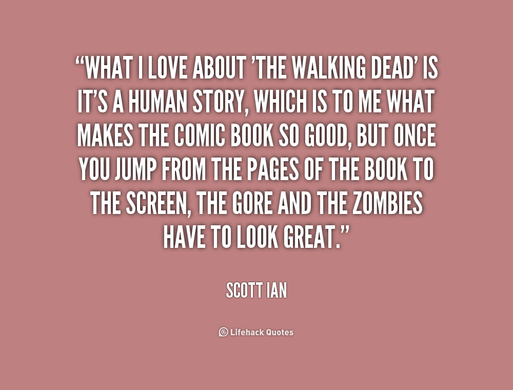 Walking Dead Famous Quotes. QuotesGram