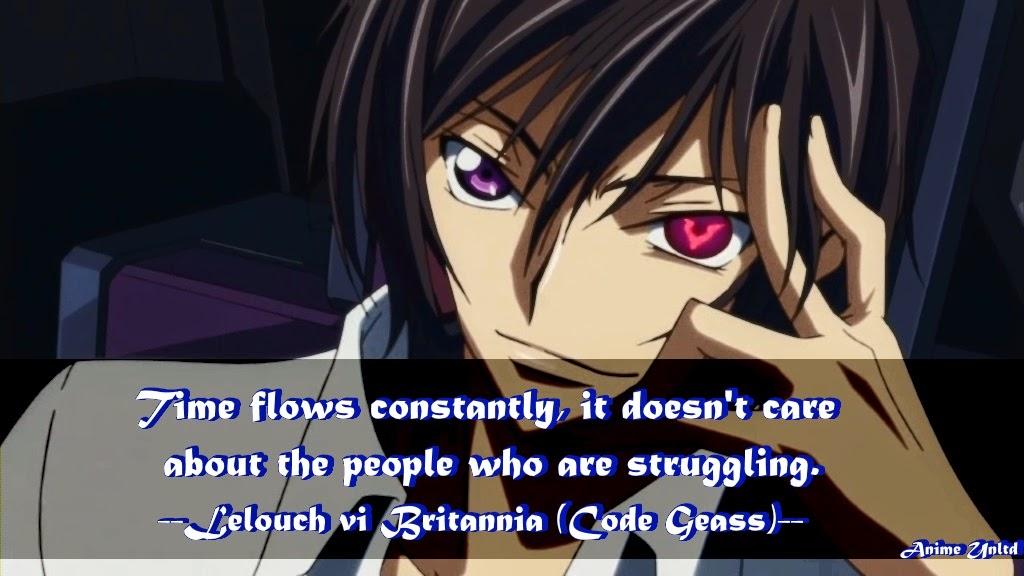 anime code geass quotes quotesgram