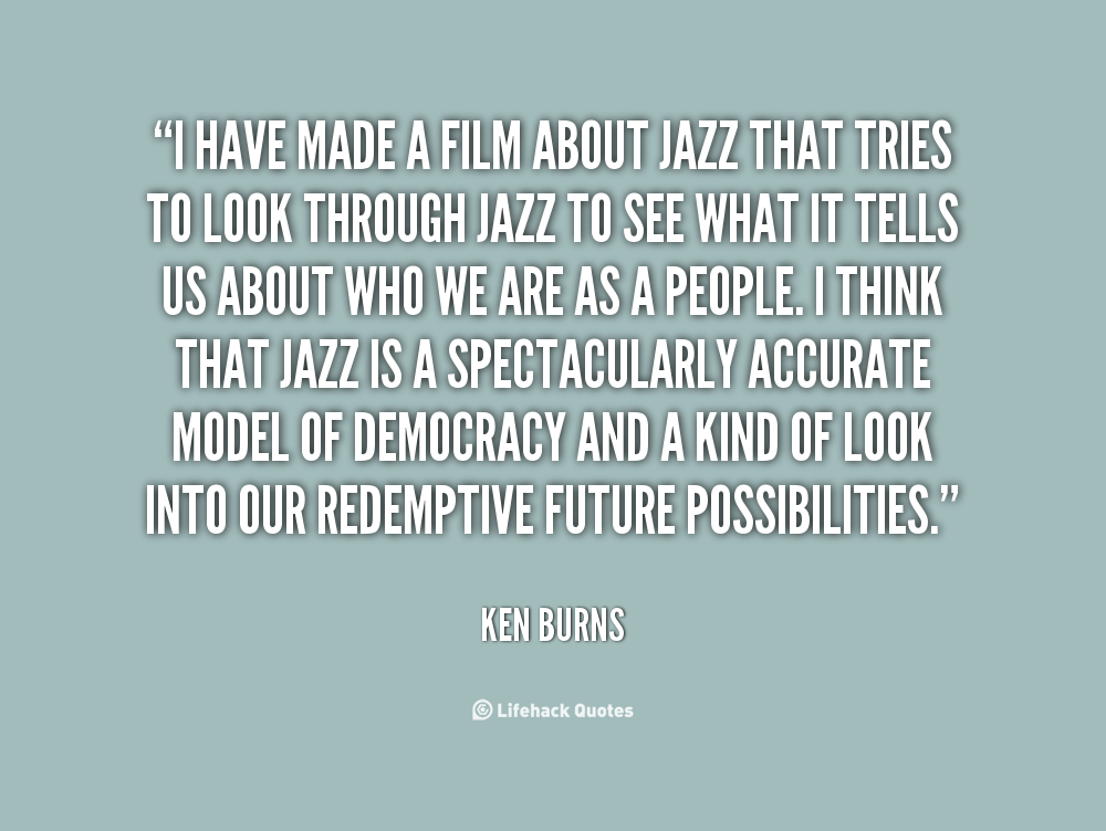 ken burns jazz study guide