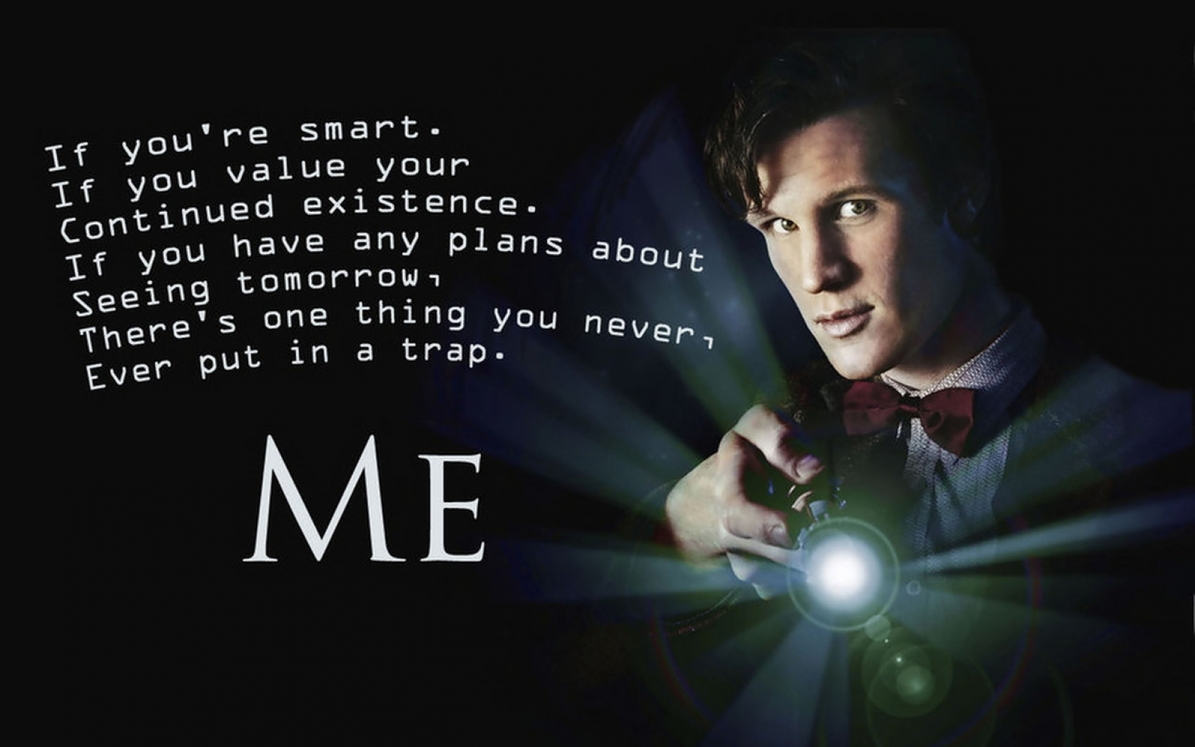 Matt Smith Doctor Who Quotes: Doctor Who Quotes Awesome. QuotesGram