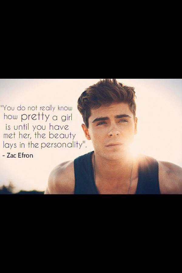 Quotes From Zac Efron Quotesgram