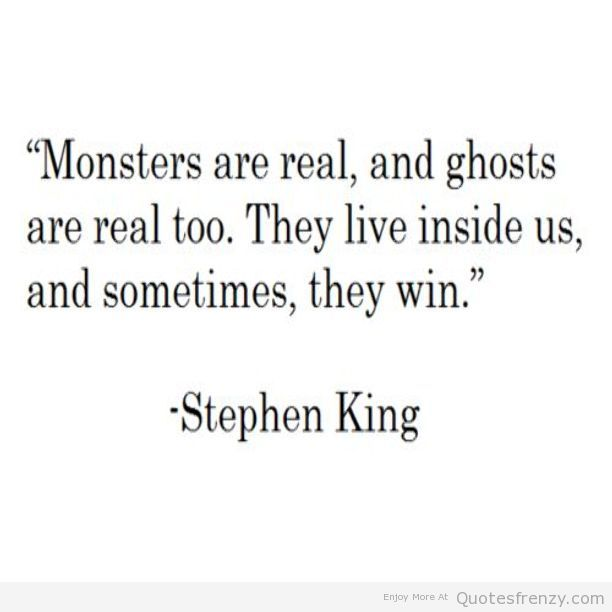 an overview and biography of stephen edwin king an american author of horror novels Books of the year share on twitter  an american writer,  this first biography in english of the internationally renowned swiss composer reveals.