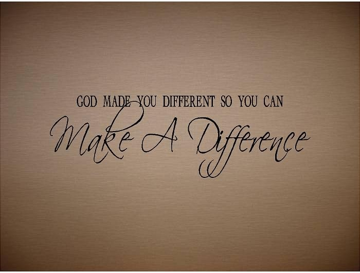 Making A Difference Quotes. QuotesGram