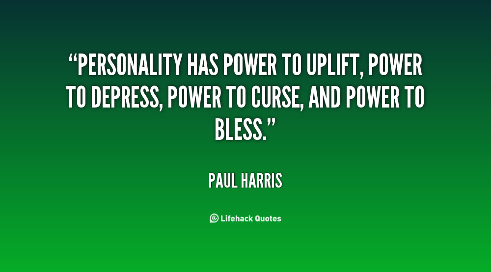 a life in the day of paul harris essay Sam harris: the language of ignorance comments in this essay, the bestselling  on a beautiful fall day,.