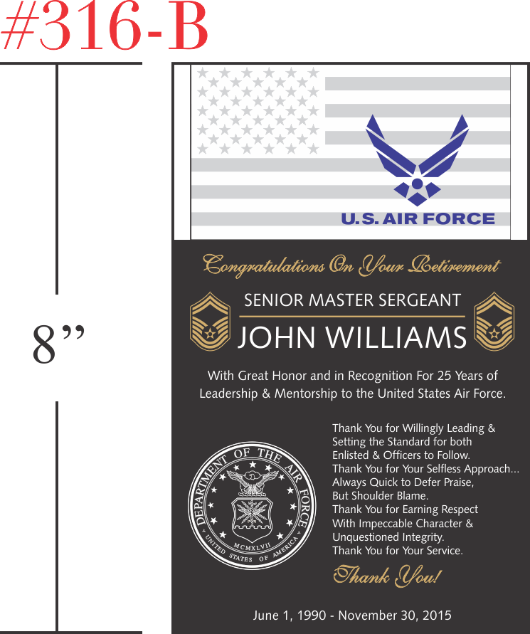 military retirement plaque quotes from wife quotesgram