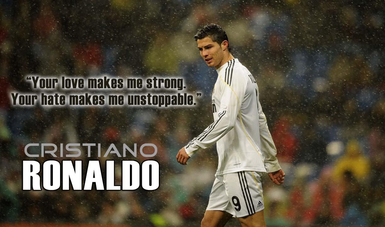 Ronaldinho inspirational quotes