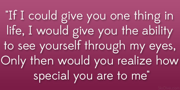 Quotes About Someone Being Special To You: Inspirational Quotes About Special People. QuotesGram