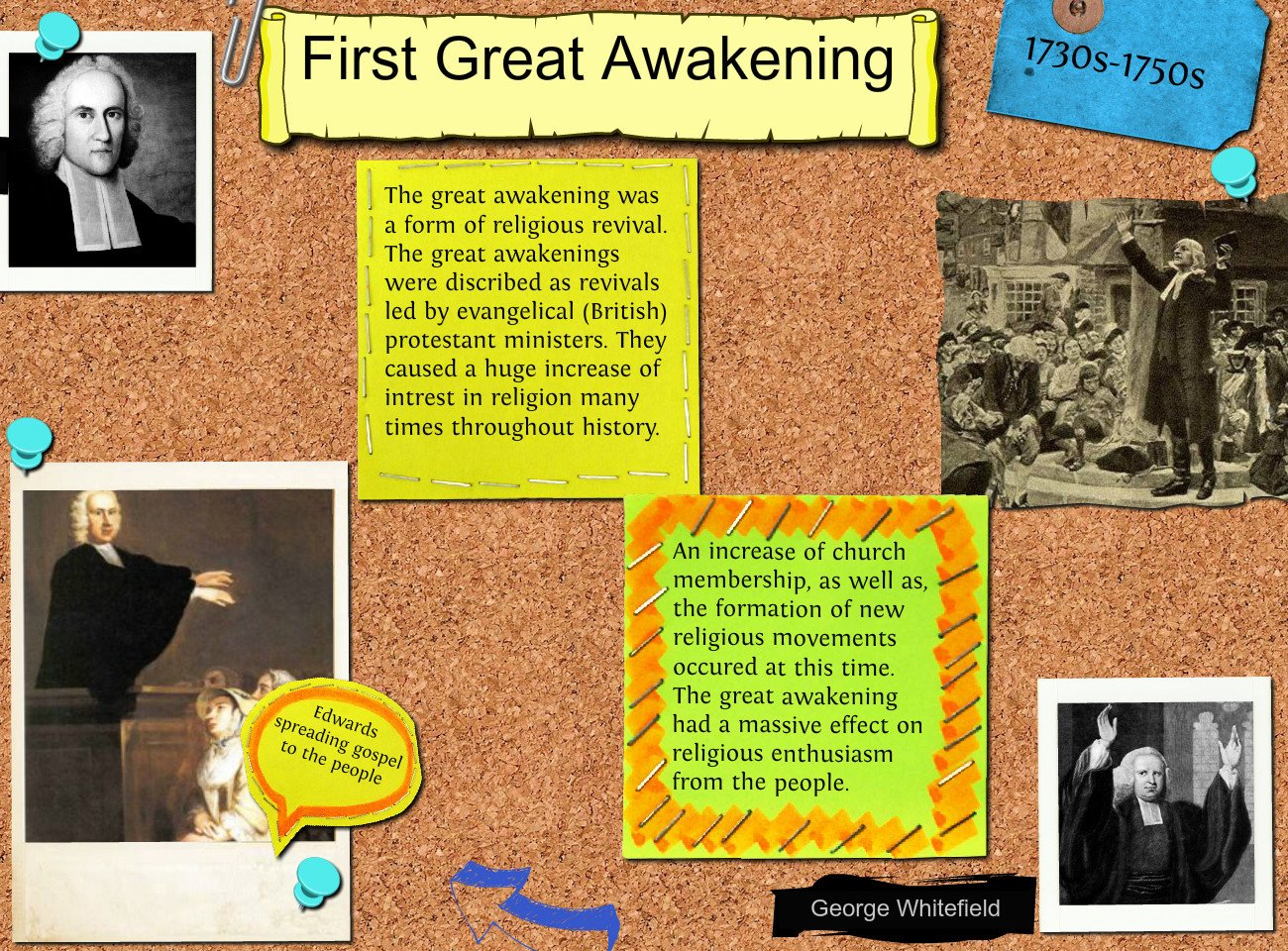 First Great Awakening Quotes Quotesgram