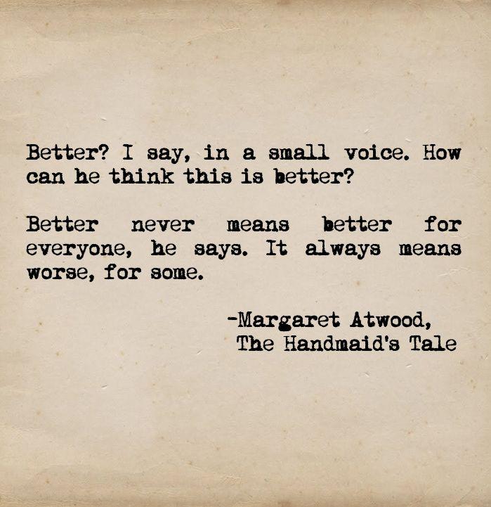 Handmaids Tale Margaret Atwood Quotes. QuotesGram