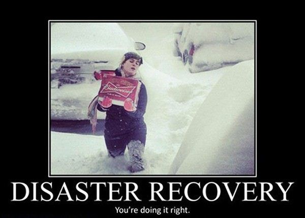 Funny Natural Disaster Pics