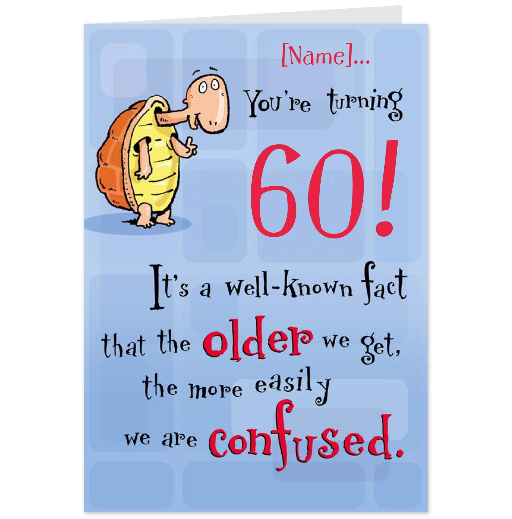 For 60th Birthday Quotes Greetings Quotesgram