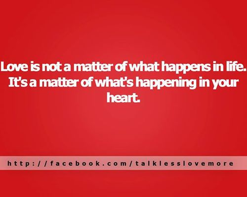 Matters Of The Heart Quotes Quotesgram: Whats In Your Heart Quotes. QuotesGram