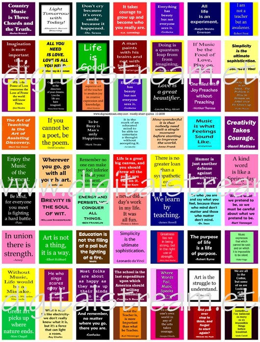 Positive Quotes Collage Quotesgram