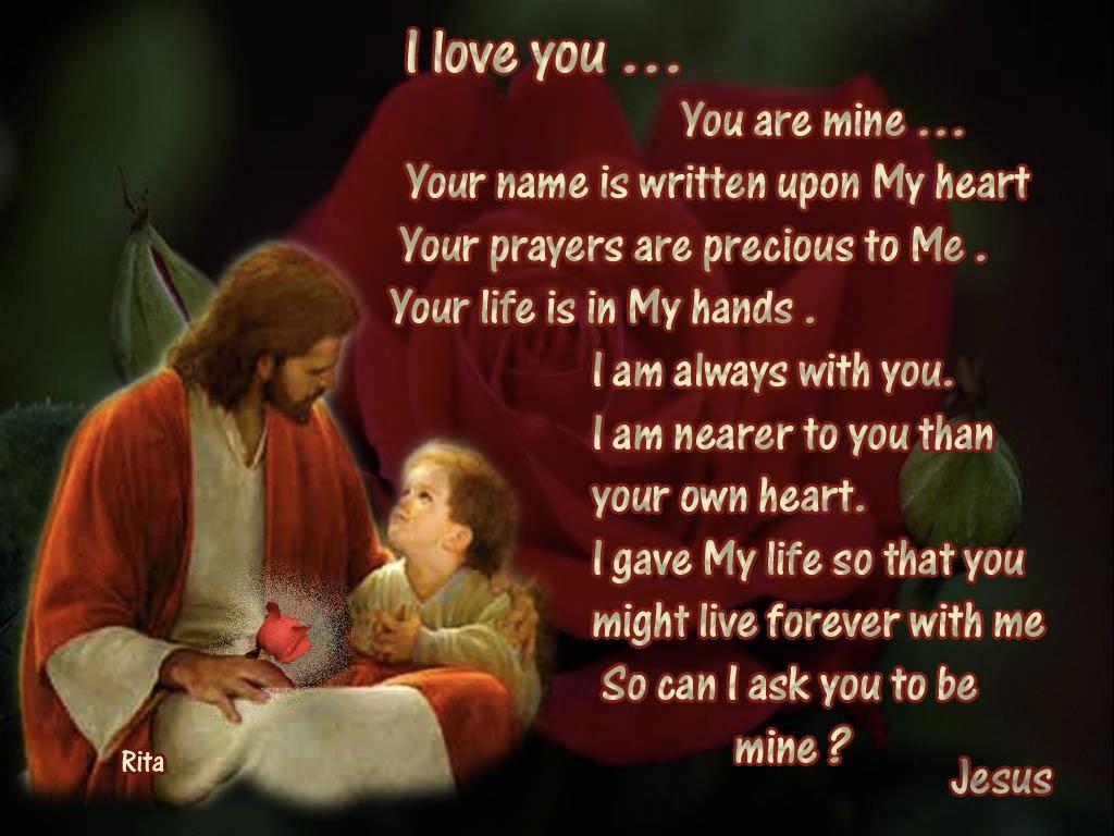 Jesus Loves You Quotes. QuotesGram