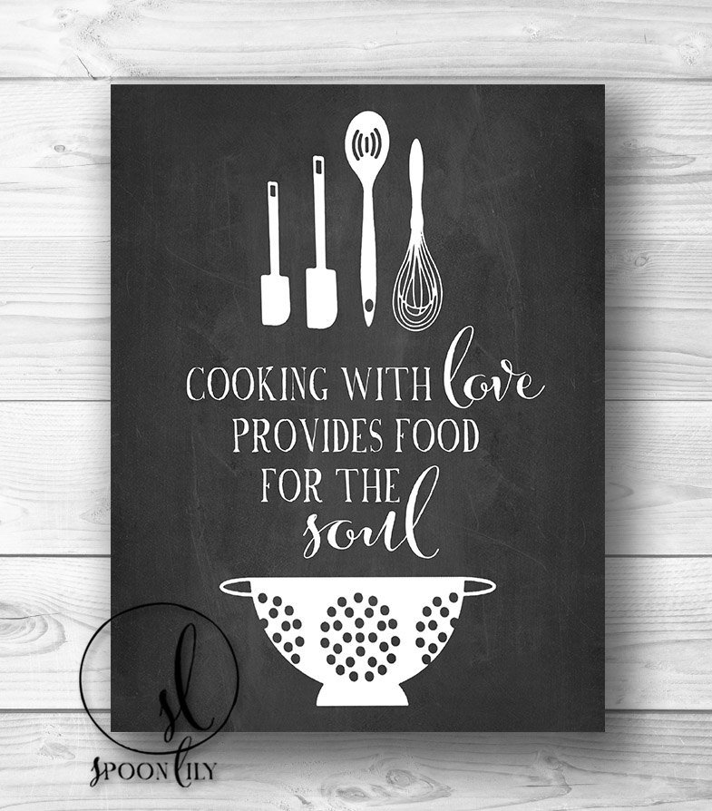 Quotes For The Kitchen: Kitchen Printable Quotes. QuotesGram