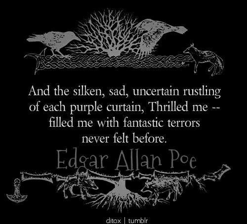 Edgar Allan Poe Quotes: Horror Quotes Edgar Allan Poe. QuotesGram