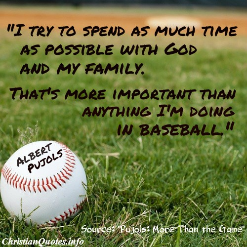 Motivational Quotes For Sports Teams: Baseball Christian Quotes. QuotesGram