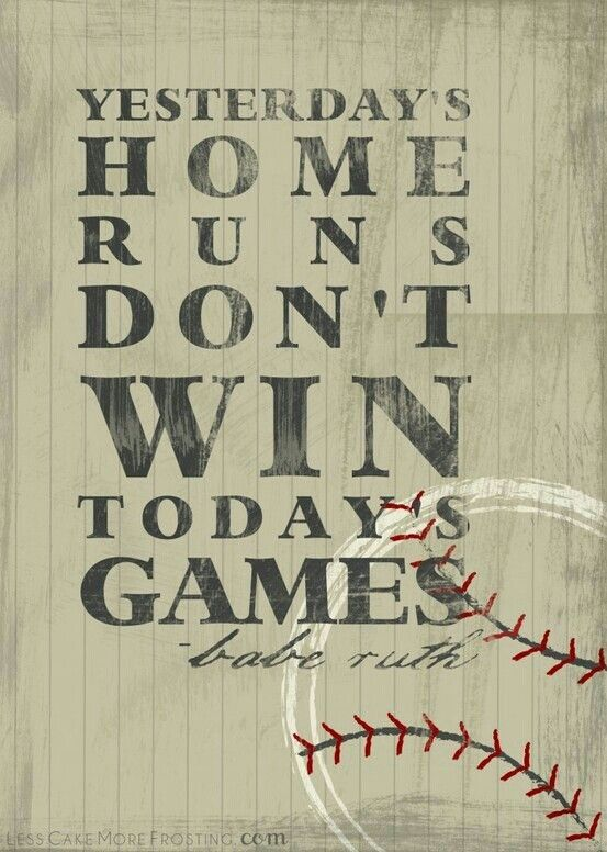 Famous Baseball Quotes Babe Ruth Quotesgram-4870