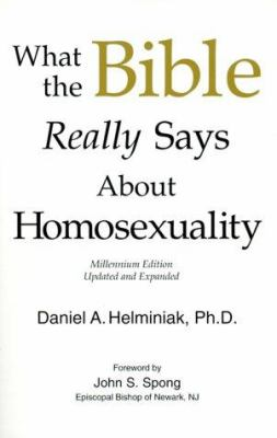 What the bible says about being gay