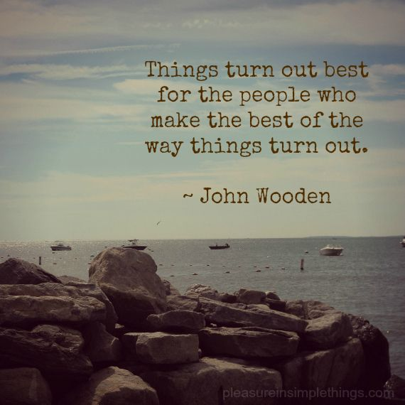 John Wooden Quotes On Love: Famous Quotes By John Wooden. QuotesGram