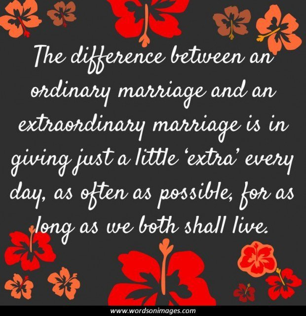 Path of marriage quotes