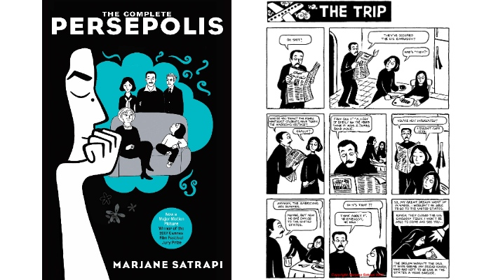 persepolis book summary themes amp analysis video - 700×400