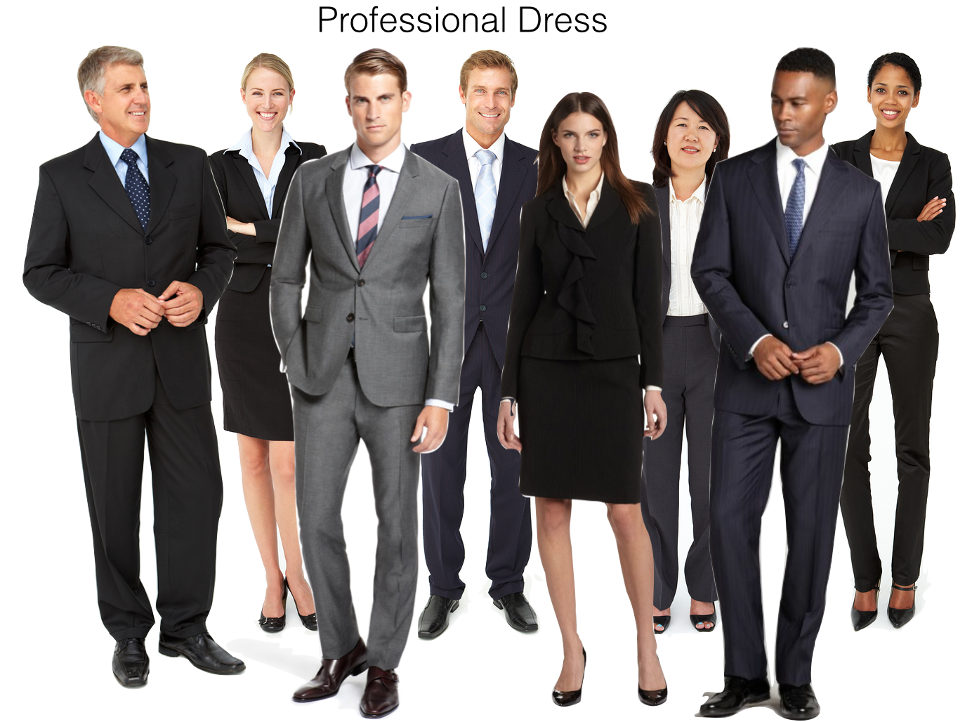 Quotes About Professional Dress. QuotesGram