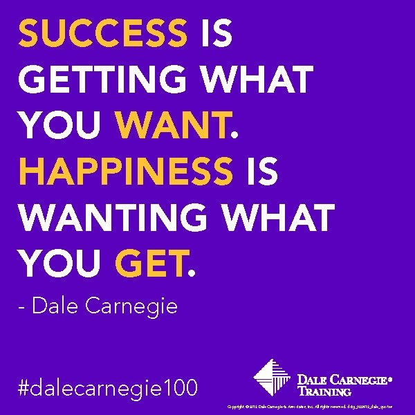 Motivational Quotes About Success: Quotes About Success Dale Carnegie. QuotesGram