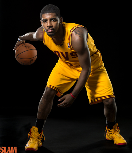 Kyrie Irving Quotes. Q... Kyrie Irving Crossover Brandon Knight Wallpaper