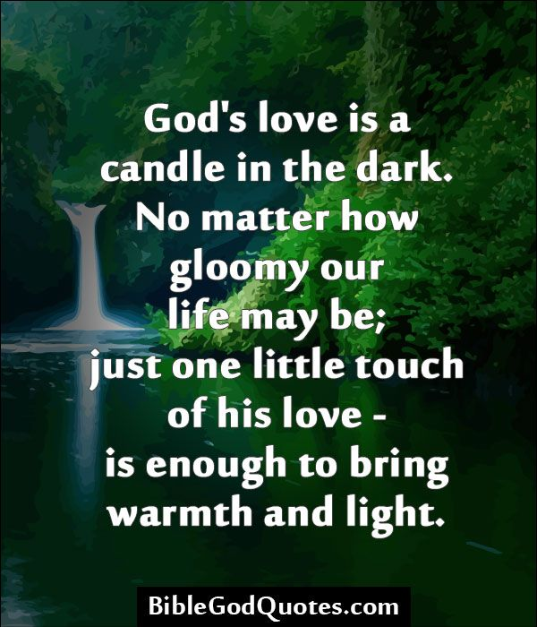 Love Quotes About Life: Warmth Of Gods Love Quotes. QuotesGram