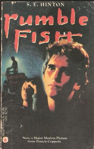 Quotes from rumble fish book quotesgram for Rumble fish book