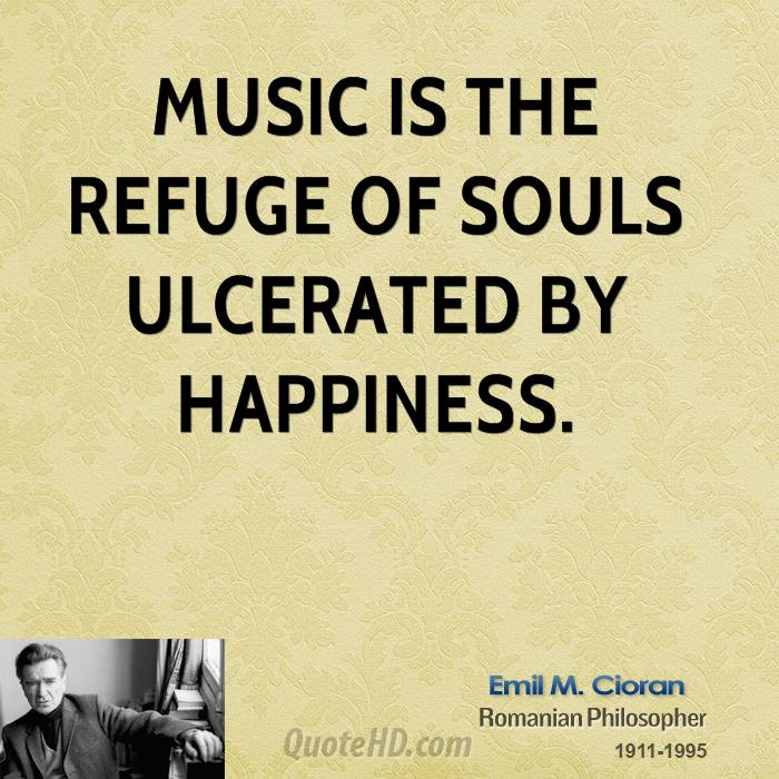 Quotes About Happiness And Music. QuotesGram