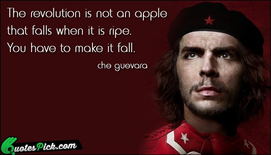 Che Guevara Quotes. QuotesGram