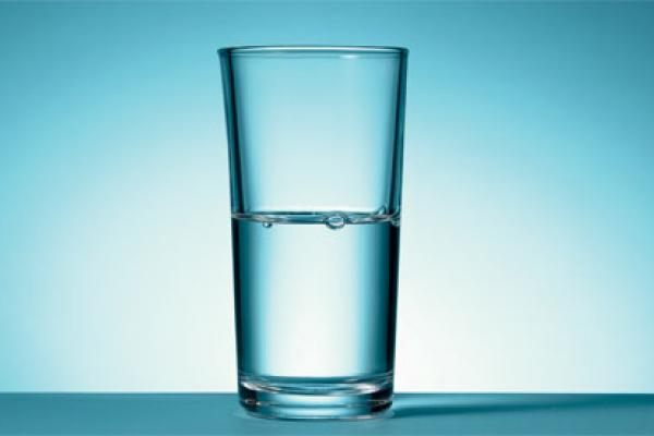 Cup Half Full Quotes: Quotes About Seeing The Glass Half Full. QuotesGram
