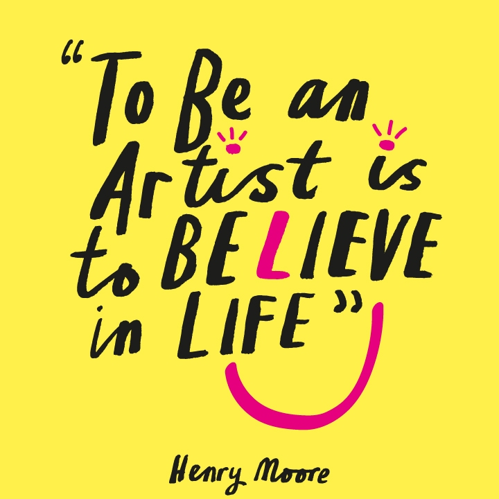 Artist Henry Moore Quotes. QuotesGram