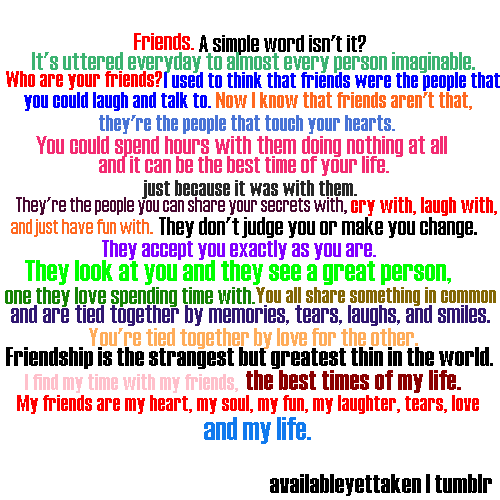 Quotes About Fake Friends Tagalog Tumblr : Friendship quotes quotesgram
