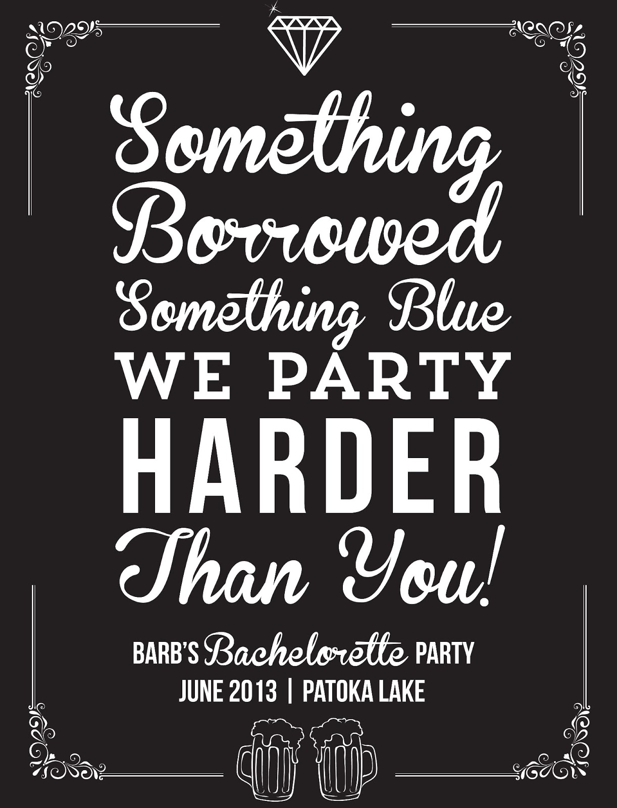 Clever Bachelorette Party Quotes. QuotesGram