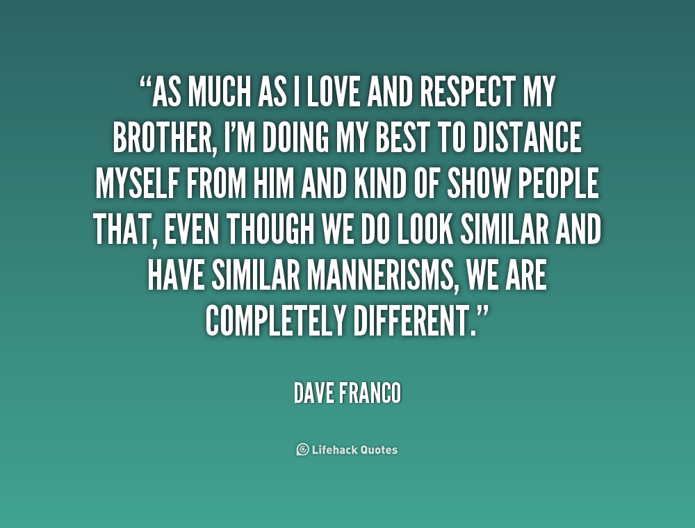 Love And Respect Quotes. QuotesGram