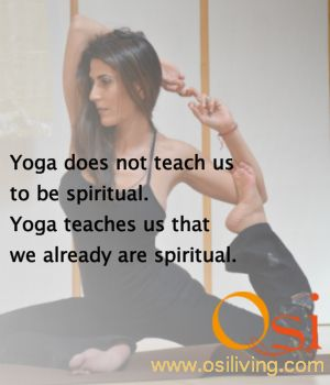 Quotes About Yoga Quotesgram