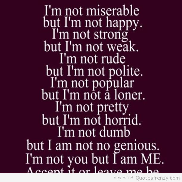 Teen Life Drama Quotes. QuotesGram Be Yourself Quotes For Teens