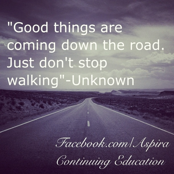 Inspirational Quotes For Continuing Education. QuotesGram