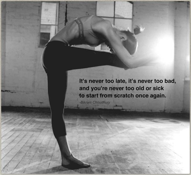Yoga Quotes About Balance Quotesgram