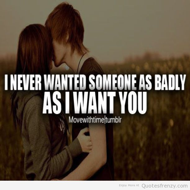 Cutest love quote teen simply