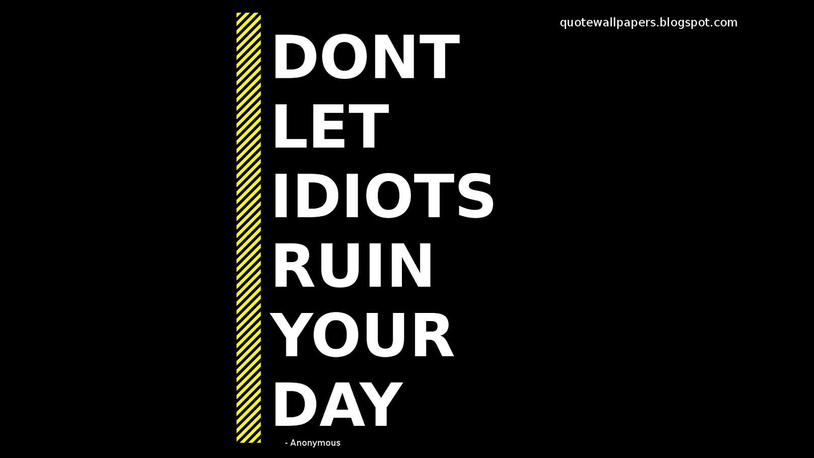 Attitude Quotes Wallpa...