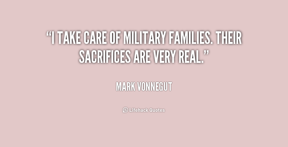 Military Family Quotes. QuotesGram