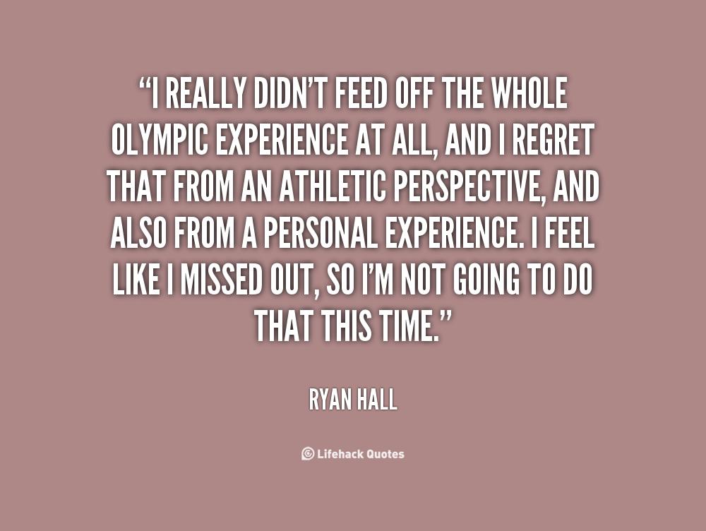 Foyer Hallway Quotes : Ryan hall quotes quotesgram