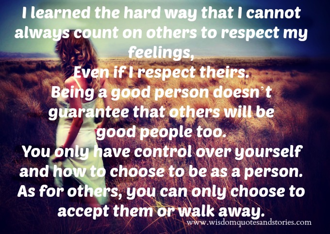 Quotes About Others Being Spiteful Quotesgram: Being Respectful To Others Quotes. QuotesGram