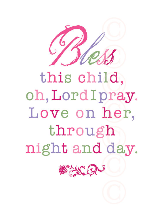 Baby Girl On The Way Quotes: God Bless Baby Quotes. QuotesGram